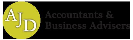 AJD Accountants & Business Advisers Logo
